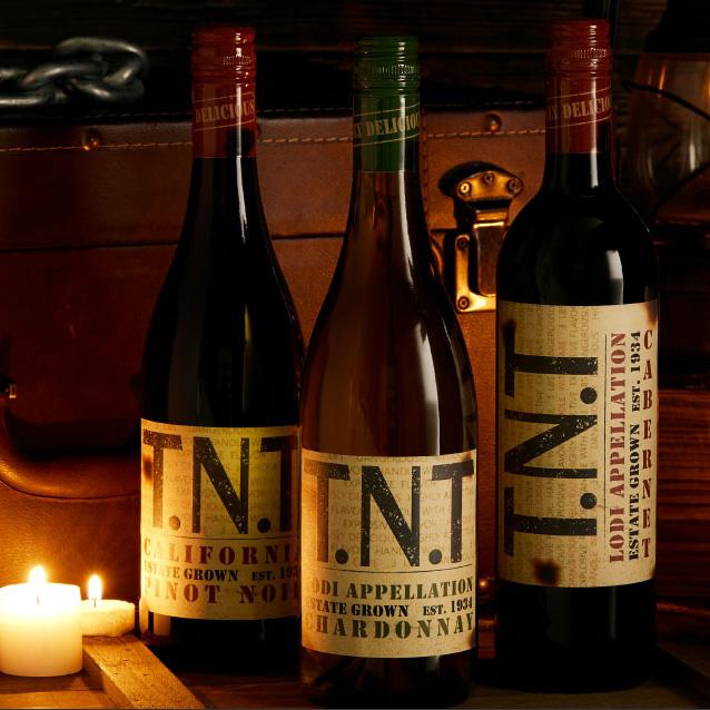 T.N.T Bottles